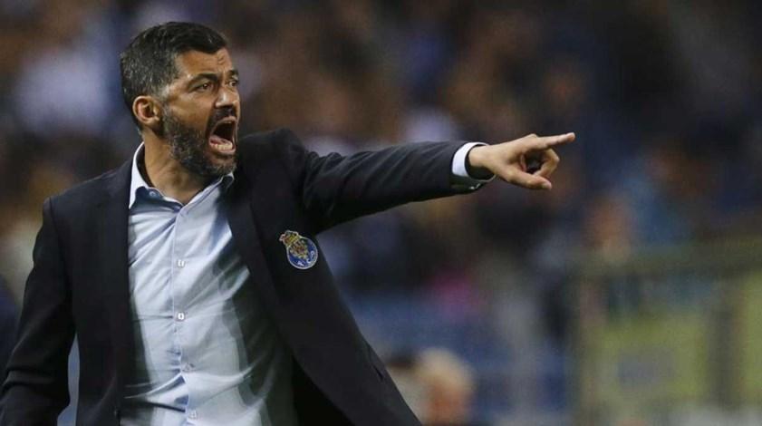 Sérgio Conceição: «Estou a borrifar-me para quem faz os golos»