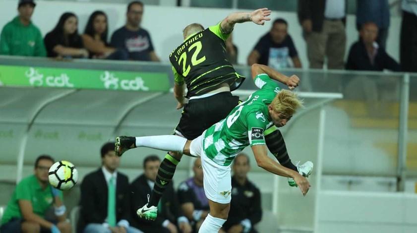 Moreirense-Sporting, 1-1