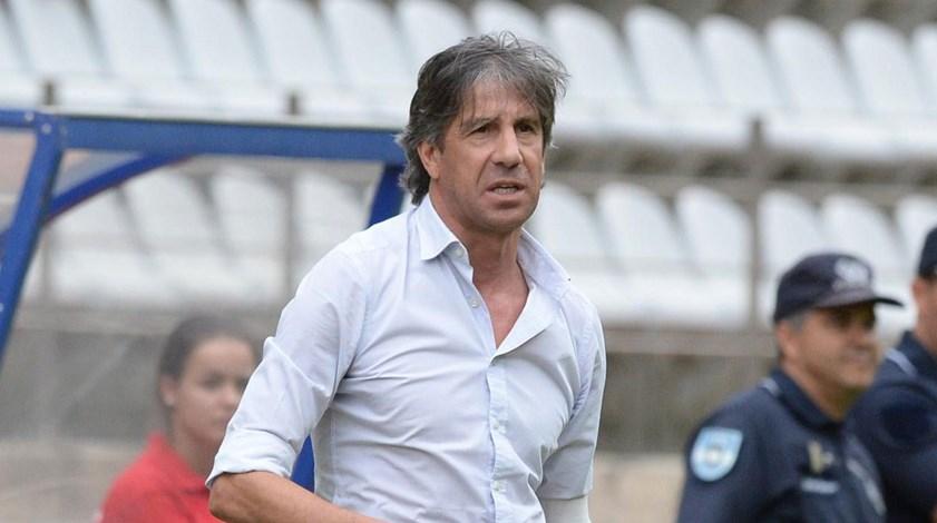 Paulo Alves: «Uma vitória amanhã será o click para obter outros resultados»
