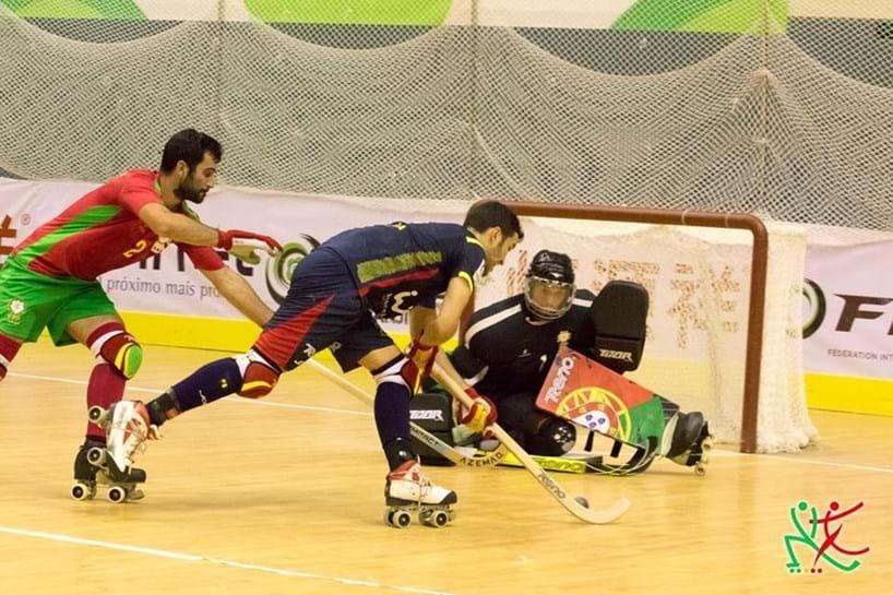 Portugal perde final do Mundial para Espanha — Hóquei em patins