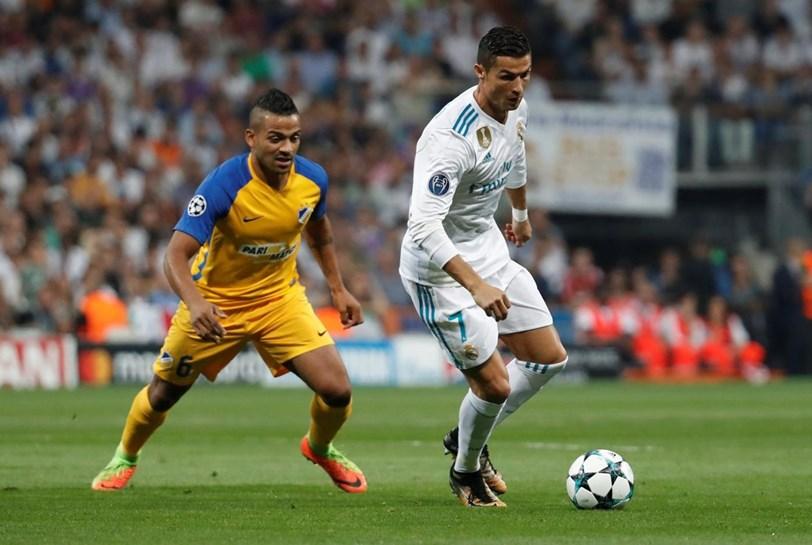 Deixem-no jogar: Ronaldo marca a cada 50 minutos