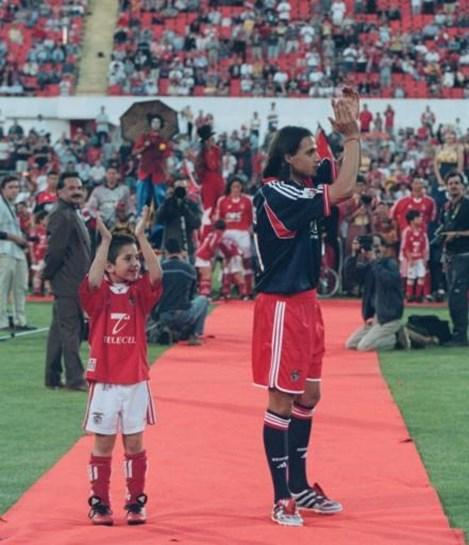 Benfica: Simão Sabrosa aceita cargo rejeitado por Nuno Gomes