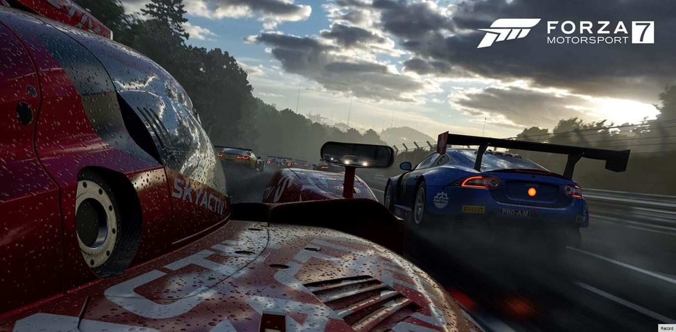 Forza Motorsport 7: Assim é tudo mais fácil...