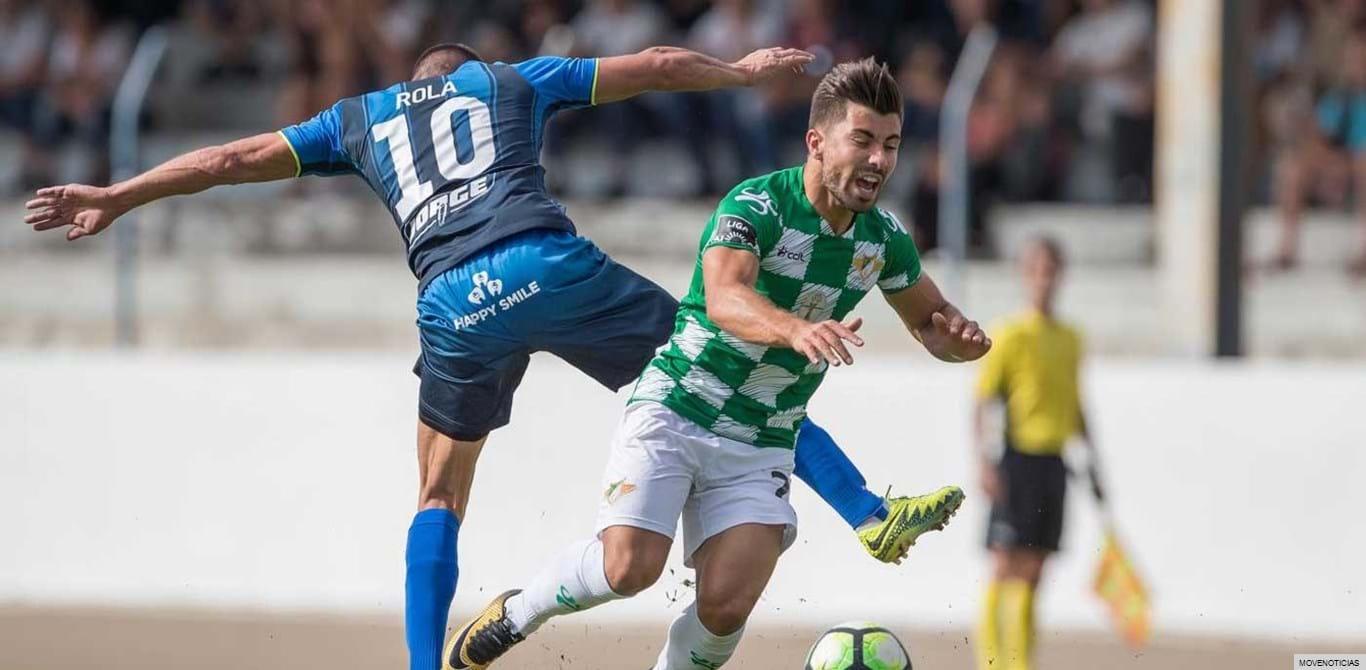 Moreirense oferece receita de jogo ao Canelas