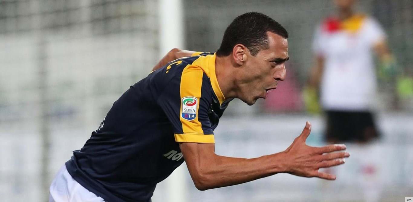 Verona soma primeiro triunfo na Serie A e 'afunda' Benevento