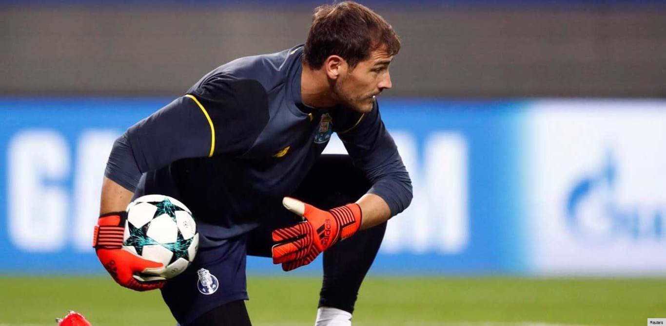 Sérgio Conceição explica por que motivo deixou Casillas no banco