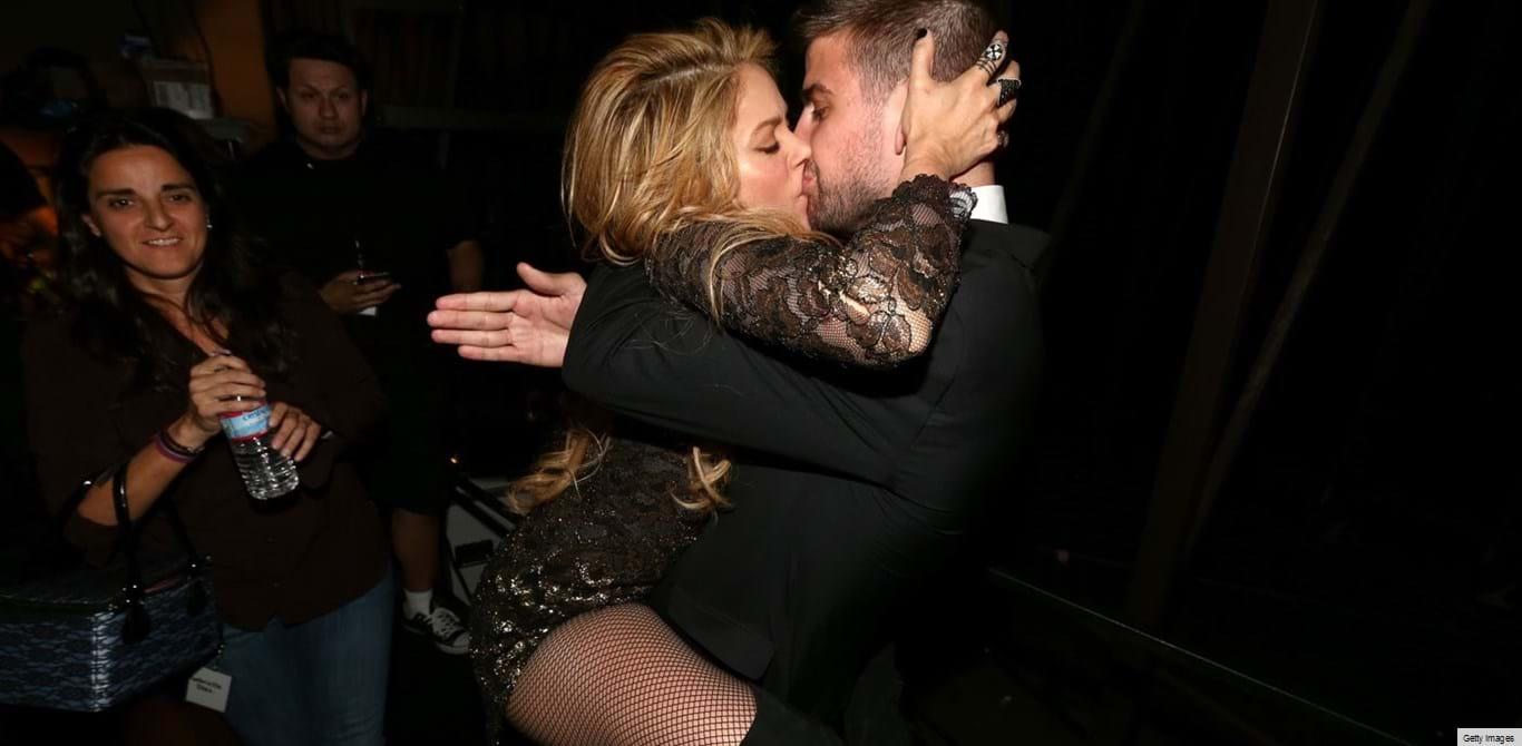 Shakira e Piqué: «Somos muito apaixonados e intensos»