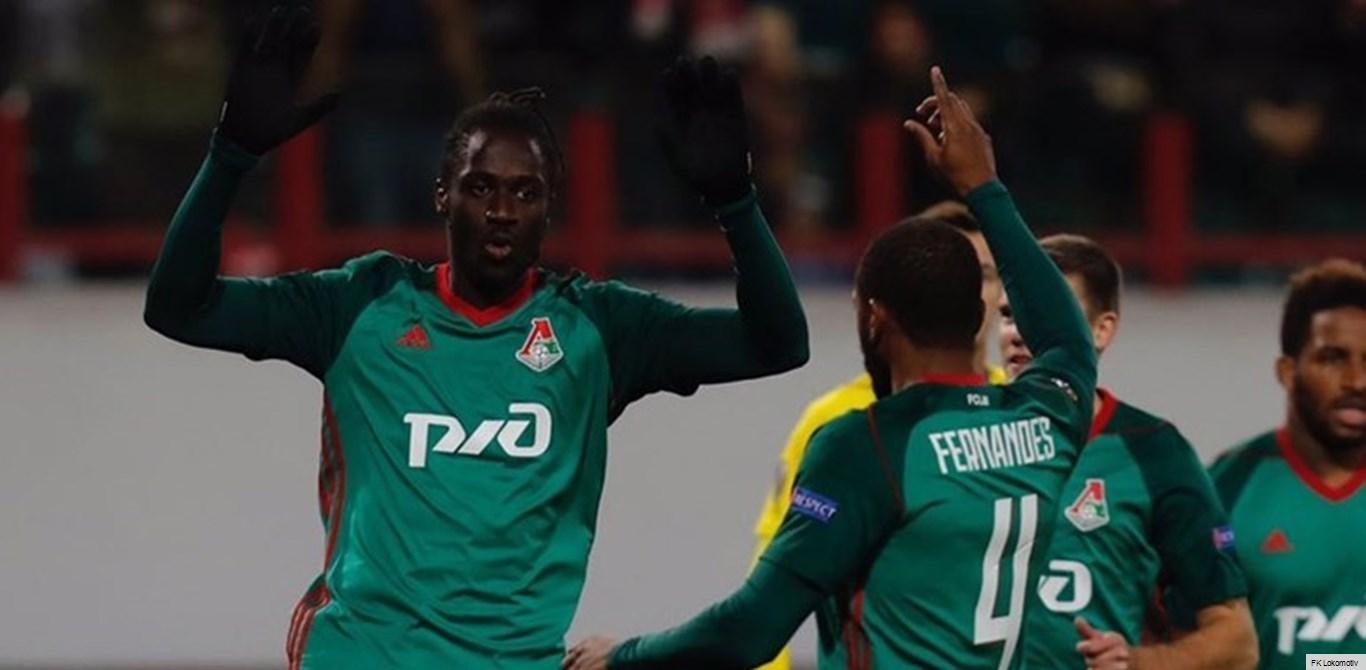 Lokomotiv Moscovo anuncia Éder e Manuel Fernandes nos pré-convocados