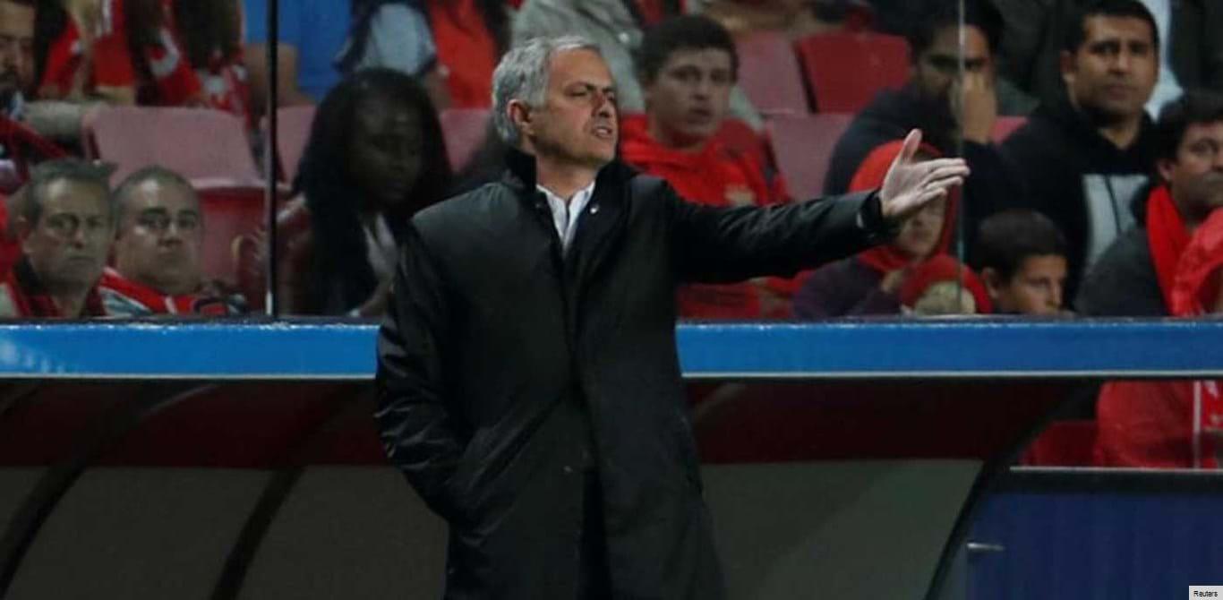 Mourinho e a polémica com Conte: «Não percebo por que é que ele se dirige a mim»