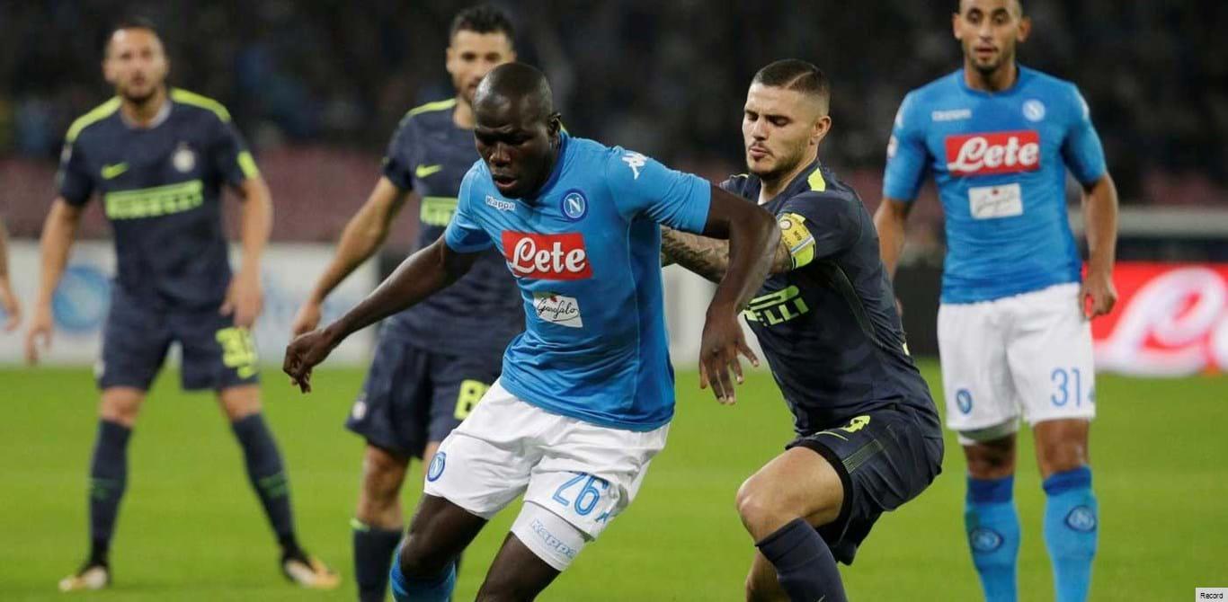 Nápoles e Inter anulam-se no San Paolo
