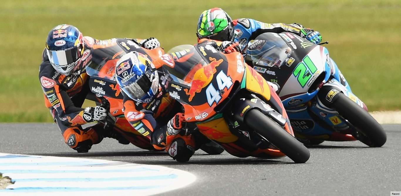 Moto2: Miguel Oliveira conquista vitória histórica