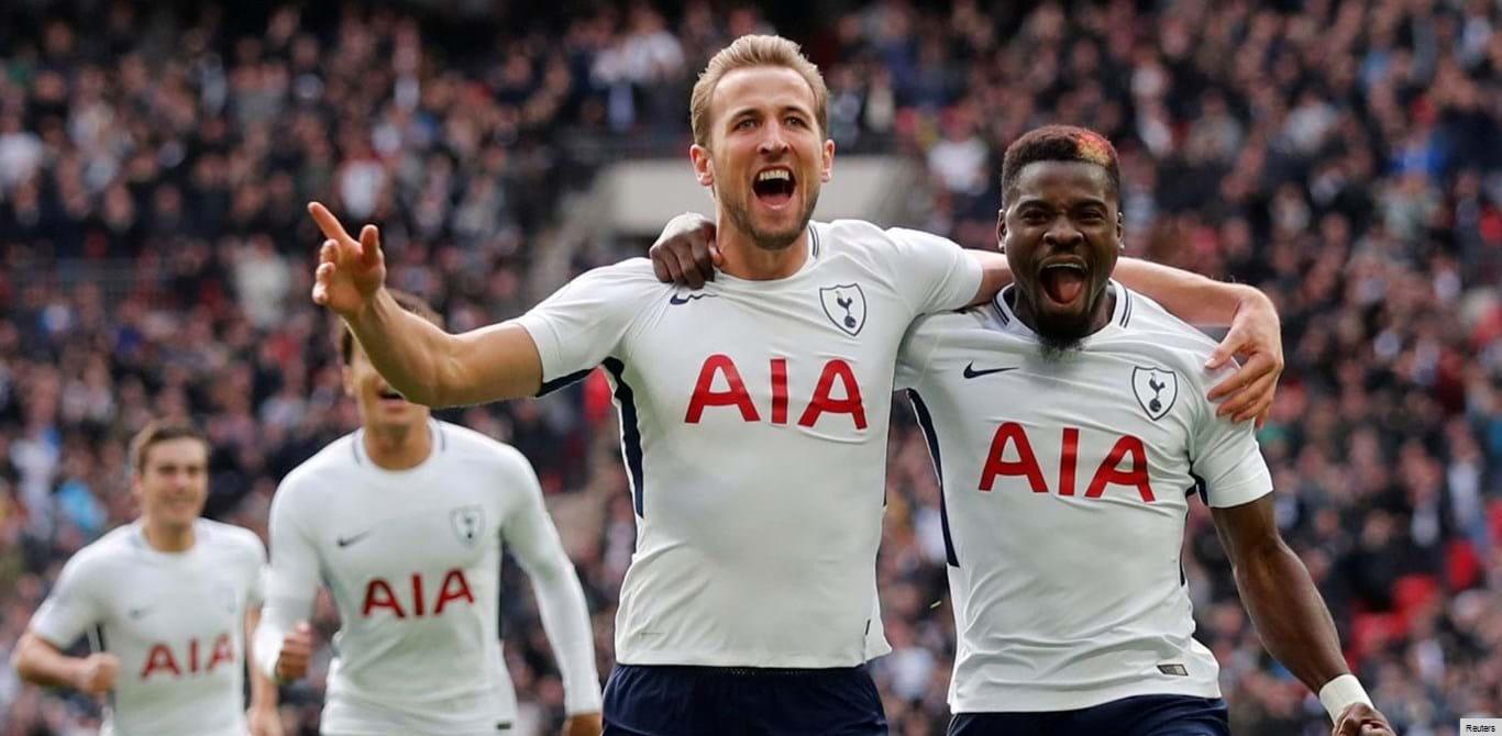 Tottenham apanha Mourinho graças a vitória categórica