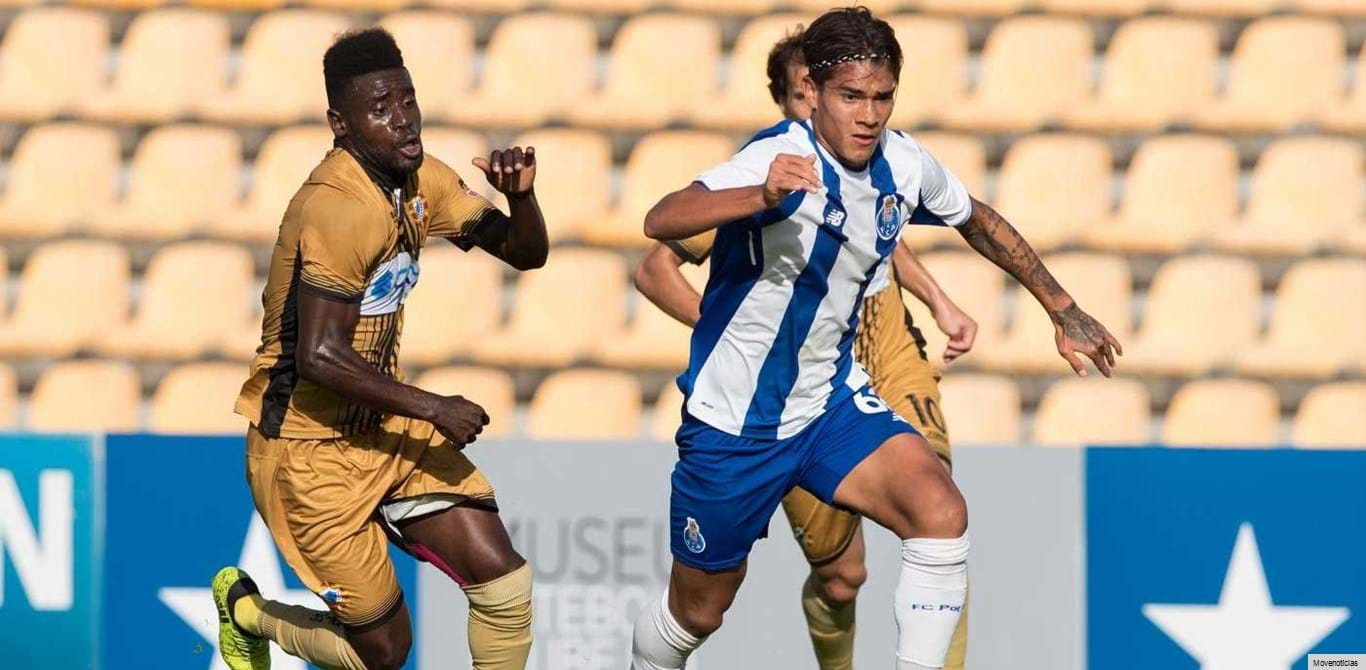 FC Porto B-Varzim, 3-0: Fede Varela em destaque