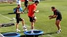 Preparador físico deu cabo de Diego Costa: «P... que o pariu»