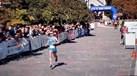 Atleta acabou maratona... com tudo à mostra!