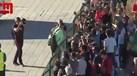 Pepe foi estrela na chegada a Andorra e teve mesmo de se apressar