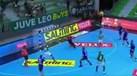 O golaço do Sporting na Liga dos Campeões de andebol