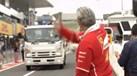 Chefe da Ferrari 'passou-se' com japoneses e até ajudou a arranjar o carro de Räikkönen