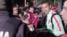 Seleção Nacional retribui carinho dos adeptos sob a liderança do capitão Ronaldo