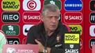 Fernando Santos e o Estádio da Luz: «Não vivemos de talismãs»