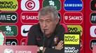 Fernando Santos: «Não esperava que a Suíça chegasse até aqui só com vitórias»