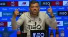 Sérgio Conceição e a confiança no título: «Mas qual é a polémica? Eu não entendo...»