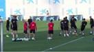 Suárez fez túnel a André Gomes e colegas 'deliram'