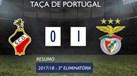 O resumo do Olhanense-Benfica (0-1)