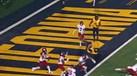 Não vai acreditar neste touchdown do jogador dos California Bears