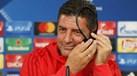 Rui Vitória: «Liverpool? Não quero nem vou imitar ninguém»