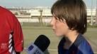 Imagens raras: os melhores momentos de Messi nas camadas jovens do Barcelona