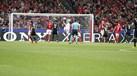 Benfica-Man. United, 0-1 (2.ª parte)