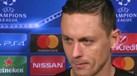 Matic revelou o que Mourinho pediu aos jogadores em relação a Svilar