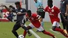 Man. United voltou a 'casa' com três águias debaixo de olho
