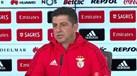 Svilar continua e Bruno Varela saiu: Rui Vitória explica os dois casos
