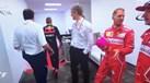 Verstappen 'estava' no pódio até que... apareceu Räikkönen