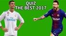 Quiz: o que separa Ronaldo e Messi em 2017