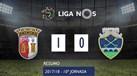 O resumo do Sp. Braga-Chaves (1-0)