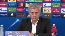 Mourinho e as opções de Rui Vitória: «Não fiquei surpreendido»