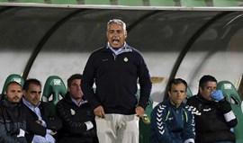 José Couceiro: «Podíamos ter feito mais»