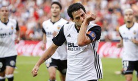 Valencia derrota Ath. Bilbao e sobe ao 3.º lugar