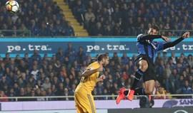 Golo do benfiquista Cristante trava Juventus