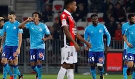 Marselha derrota Nice em jogo louco