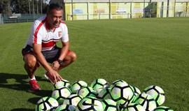 João Marques deixa comando do Sp. Braga