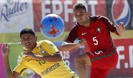 Taça Intercontinental: Portugal defronta Brasil, Egito e Emirados Árabes Unidos
