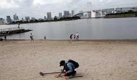 Detetados níveis excessivos de bactérias nas sedes aquáticas de Tóquio'2020