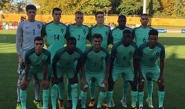 Portugal empata com a Suíça após 40' a jogar com nove jogadores