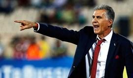 Irão bate Togo em jogo de preparação