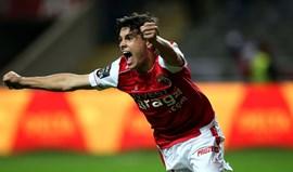 Pedro Neto: «Marcar na estreia pelo Sp. Braga foi inesquecível»