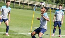 André Vidigal conta com o regresso às vitórias frente a Itália
